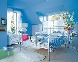 Bedroom Ideas For Teenage Girls Blue Colors Combination - Blue color bedroom ideas