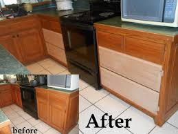 ebony wood red windham door kitchen cabinets with drawers