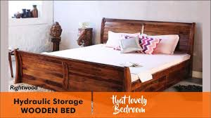 Wooden Chairs For Bedroom Hydraulic Royal Tilt Wooden Bed By Rightwood Furniture Bedroom