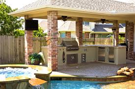 Covered Outdoor Kitchen Designs by Outdoor Kitchen Decorating Ideas Kitchen Decor Design Ideas
