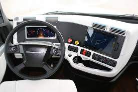 future mercedes interior on everything trucks bionic drivers in daimler u0027s sights