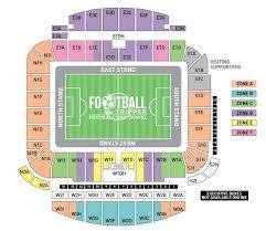 Stadium Floor Plans The Amex Stadium Guide Brighton Football Tripper