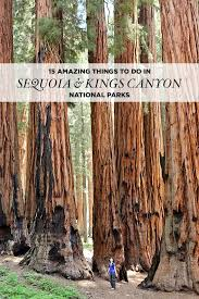 Sequoia National Park Map 15 Amazing Things To Do In Sequoia National Park Kings Canyon