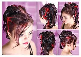Hochsteckfrisurenen Mittellange Haar Mit Pony by Hochsteckfrisuren Mittellanges Haar Anleitung Bildern Frisuren