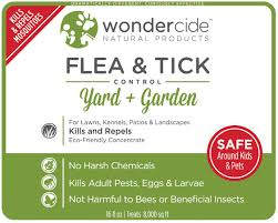 wondercide concentrated natural flea u0026 tick control for yard