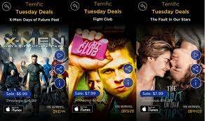 fox debuts u0027movie of the day u0027 app with daily discounts on itunes