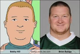 Bobby Hill Meme - bobby hill king of the hill totally looks like brian bulaga