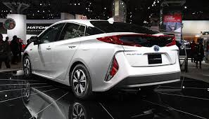 toyota new car 2017 toyota prius prime plug in hybrid model revealed at new