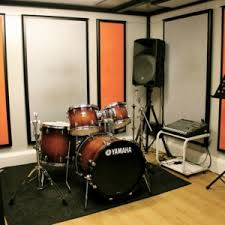 small music studio small rehearsal studio glasgow music studios