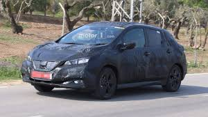 nissan leaf used seattle next gen 2018 nissan leaf to debut september 6th details