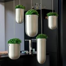 Design Flower Pots Floating Garden Hanging Flowerpots