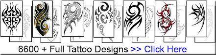 tribal shoulder tattoos feminine tattoos