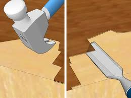 How To Scribe Laminate Flooring 3 Ways To Install Formica Wikihow