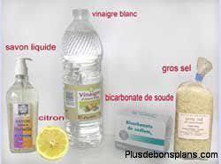 vinaigre blanc cuisine vinaigre blanc produit nettoyant efficace écolo et pas cher