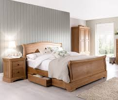 bedroom sleigh bed queen cherry sleigh beds sleigh beds for sale