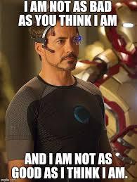 Iron Man Meme - iron man meme imgflip