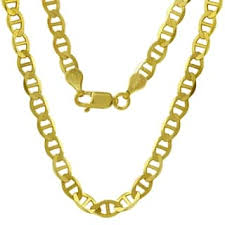 yellow jewelry necklace images Gold chains necklaces for less jpg
