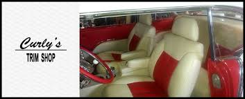 Car Upholstery Company Curly U0027s Trim Shop Is A Upholstery In Fort Smith Ar