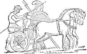ancient roman chariots clip art u2013 cliparts