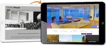 best real estate websites for agents and brokers realtor web design
