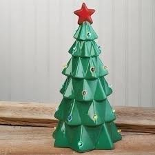 porcelain christmas tree with lights christmas and holiday beattitudes religious gifts