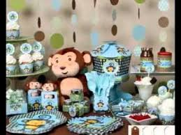 baby shower monkey baby shower monkey decor ideas