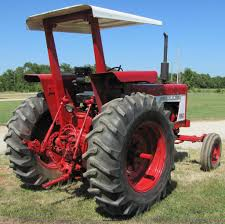 1966 farmall 656 tractor item 7199 sold august 25 ag eq