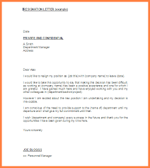 how to write a resignation letter for a job sales report template