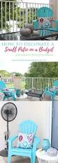 Small Patio Designs On A Budget by How To Decorate A Small Patio On A Budget Neat House Sweet Home