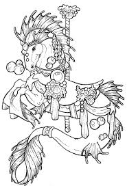 trend carousel coloring pages 19 with additional gallery coloring