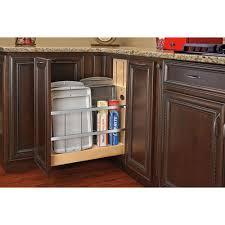 rev a shelf 19 5 in h x 8 in w x 22 44 in d pull out wood foil