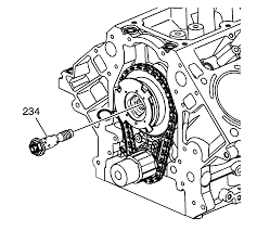 repair instructions on vehicle camshaft position actuator
