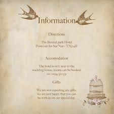 wedding invitation inserts wedding invitation inserts templates tolg jcmanagement co