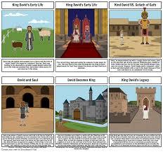 life of king david storyboard by kaitlinmcpherson