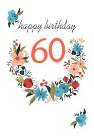 birthday cards for 60 year free printable 60th birthday cards greetings island