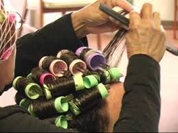 forced to wear hair rollers preview clip randy s day at the beauty salon youtube