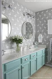 Flamingo Bathroom 11 Flamingo Wallpaper Wall Stencils Modern Diy Decorating Ideas
