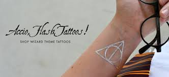 flash tattoos jewelry inspired metallic temporary tattoos