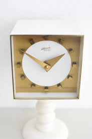 vintage desk clock from atlanta for sale at pamono