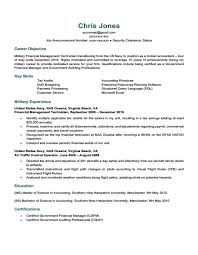Example Of A Military Resume by Career U0026 Life Situation Resume Templates Resume Companion