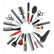 tools for makeup artists a collection of tools for professional hair stylist and makeup