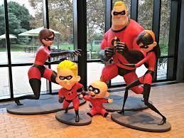 pixar animation studios tour u0026 the good dinosaur fun funtastic life