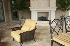 Travertine Patio Table Is Travertine Right For You