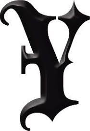 26 best gothic letters images on pinterest letter arm tattoos