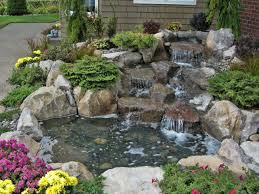 Backyard Features Ideas The Wonders Of Backyard Water Features Aquascape Inc Picture On