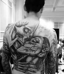 85 best sugar skull tattoo designs u0026 meanings 2018