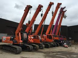 agd equipment latest news sales and rental of crawler cranes