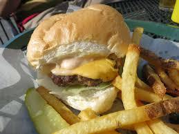 smokin u0027 chokin u0027 and chowing with the king 10 wisconsin biker burgers