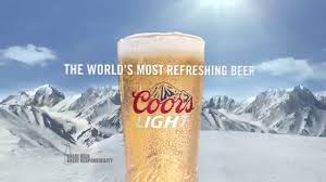 coors light on sale near me coors light never stops commercial youtube