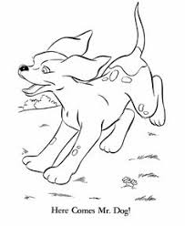 begging dog table dog coloring coloring book